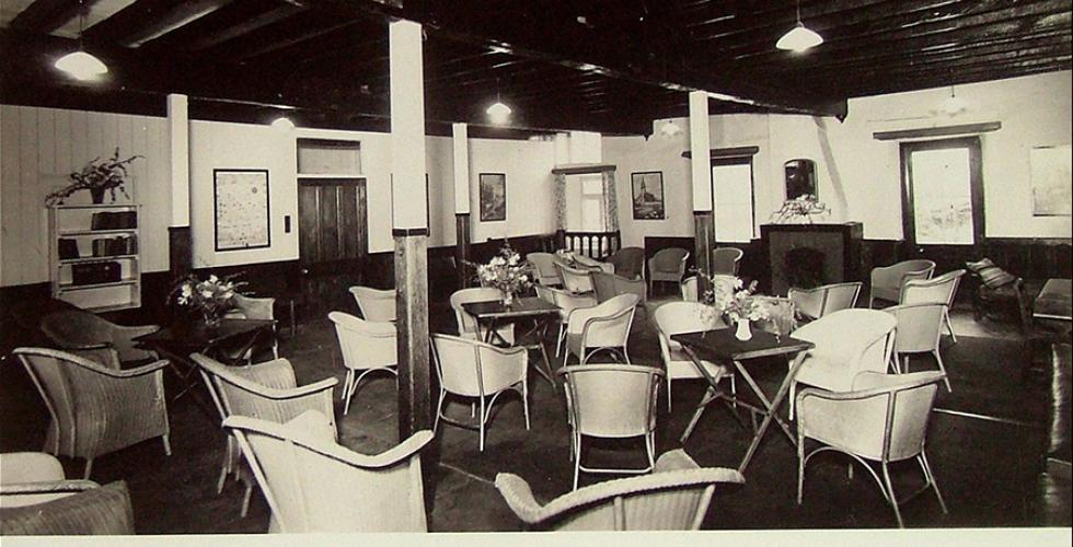 Common Room in 1930's