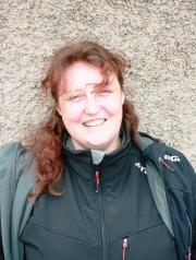 Debbie Beament ~ Director and Keswick Climbing Wall Manager