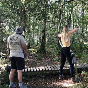 Field Archery - Keswick Climbing Wall 3