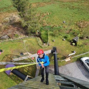 The Tower - Keswick Climbing Wall - 1